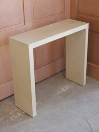 Pig Skin Console