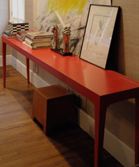 Parsons Collection Console Table